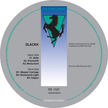 R&S Set To Release New Slackk EP