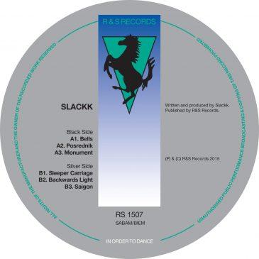 R&S Set To Release New Slackk EP