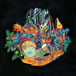 Kaitlyn Aurelia Smith - EARS - Artwork